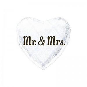 Corazón Mr & Mrs