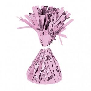 Contrapeso metalizado rosa