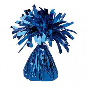 Contrapeso metalizado azul
