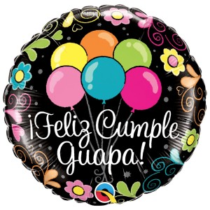 Feliz Cumpleaños Guapa