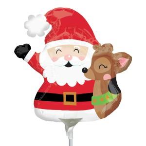 Mini Santa & Reno